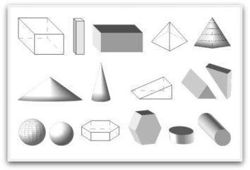 Forme geometriche, o Come avviare una geometria