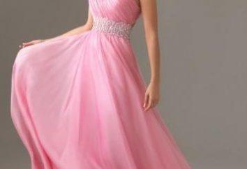 Okrągła sukienki: dla młodych i dorosłych księżniczki