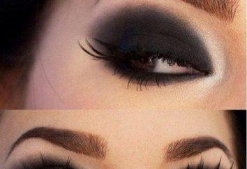Maquillaje inusual: estilos e ideas. lecciones de maquillaje