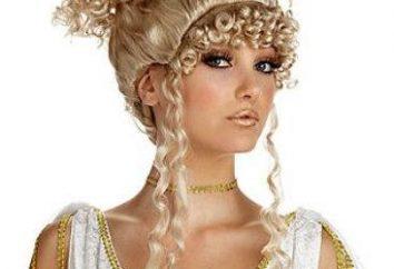 Fryzura ślubna w stylu greckim – Co to jest?