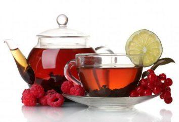 Quão útil chás de frutas?