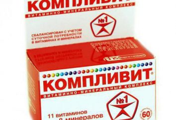"""vitamine """"Complivit"""". analoghi di droga e recensioni su di loro"""