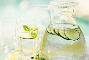 Woda Sassi: jakie korzyści dla figury Ma?