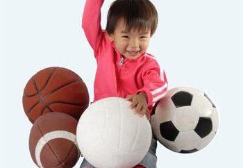 Becher für Kinder ab 3 Jahren. Was wird der Tanzclub für Kinder. Wie ein Club für Kinder im Alter von 2 bis 5 Jahren wählen