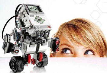 Mindstorms Lego: Trzy pokolenia robotyki