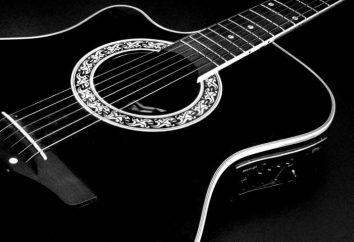 Notas sobre la guitarra. Ubicación notas en la guitarra