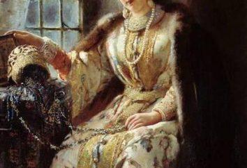 Maria Temryukovna: biografia da segunda esposa de Ivan o Terrível