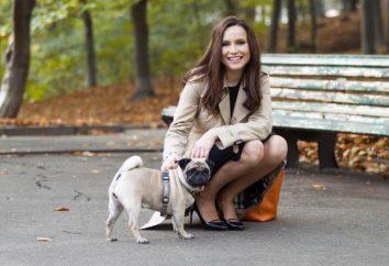 """Anastasia Daugule. Biografia życie osobiste. Wiodący kanał telewizyjny """"Inter"""""""