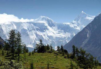 centri ricreativi dei Monti Altai in inverno. vacanze attive
