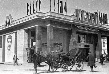 Quando a União Soviética foi o primeiro a abrir o metrô? História do metro
