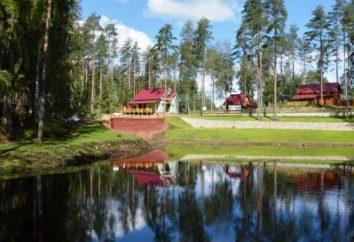 """Erholungszentrum """"Korobitsyno-Cascade"""", Leningrad Region: eine Übersicht, Beschreibung und Bewertungen"""