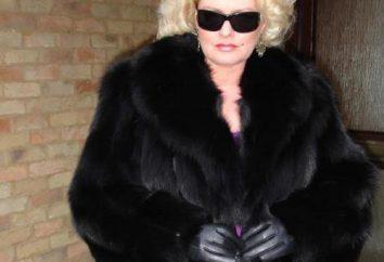 Płaszcze z lisa: modelka, zdjęcia, opinie
