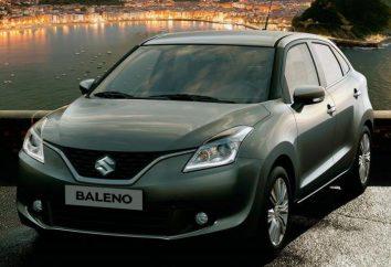 Le nouveau modèle « Suzuki »: la description et les spécifications