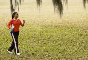 ¿Cuántas calorías se queman a pie? caminar intensa. contador de calorías