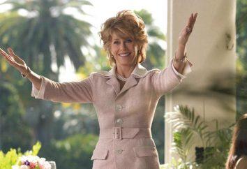 Dzheyn Fonda – Filmografia, Biografia, życie osobiste. Sekret młodej aktorki