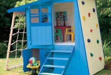 A casa de crianças – o sonho de toda criança