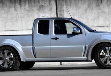Nissan Navara – ciężarówka ze skórzanymi fotelami