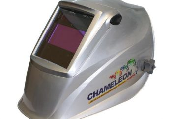 """Come scegliere un casco di saldatura """"camaleonte""""? caschi di saldatura """"camaleonte"""": progettazione, tipi, di applicazione"""