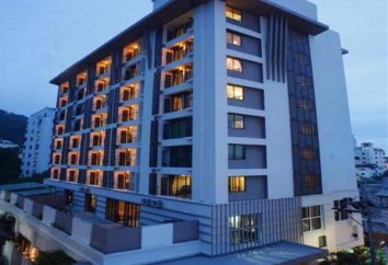 Hotel PGS Hotel The Kris Hotel 3 * Phuket foto e recensioni