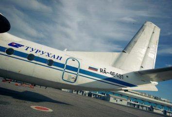 "Airline ""Turuhan"": storia e modernità"