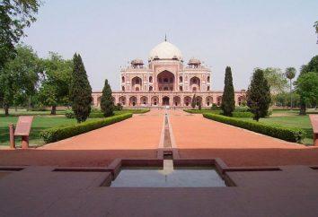 Uma obra-prima da era Mughal. Túmulo de Humayun em Nova Deli