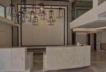 Alexia Premier City Hôtel 4 * (Grèce, Rhodes): description de l'hôtel, le service, la nourriture, des critiques