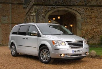 """Chrysler Grand Voyager"" Generation 5 – Co nowego?"