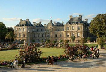 Luxemburg-Palast in Paris: die Geschichte der Entstehung, Beschreibung und Fotos