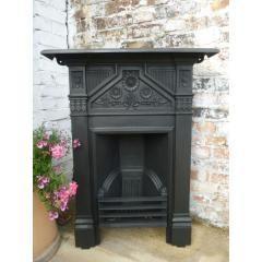 Cast cheminées en fer – la chaleur et le confort