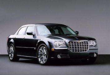 Sedan, Limousine und Bestattungswagen: Chrysler 300C und die interessantesten Dinge über die einzigartige amerikanische Auto