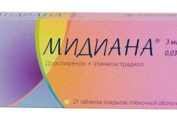 """Doustne środki antykoncepcyjne """"media"""": opinie i opis produktu"""