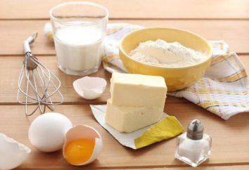Kazachski baursaks na jogurt: przepis
