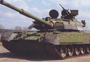 Il T-80U con un motore a turbina a gas: e uno specifiche del carburante