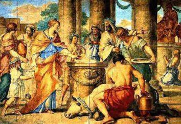 Bóg Perseusz w mitologii greckiej, syn Zeusa i Danae