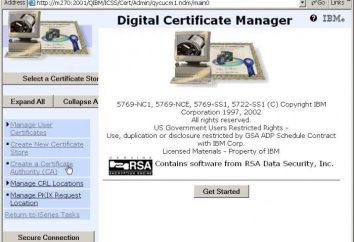"""Advertencia """"validez del certificado del servidor ha caducado"""": razones y remedios"""