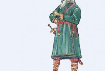 Tiuna – sługą księcia lub szlachcica