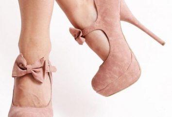 chaussures roses: doit avoir!