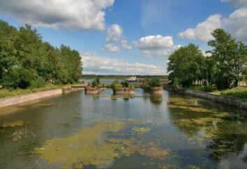 Ładoga Canal wczoraj i dziś