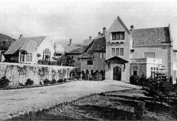 Kharaks Palace: un pezzo di Scozia in Crimea
