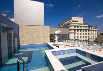 serviços básicos e adicionais em hotéis. A tecnologia de serviços adicionais no hotel