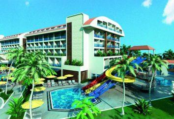 Seher Sun Palace Resort Spa Hotel 5 * (Türkei / Side): Fotos, Preise und Bewertungen