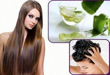 Przywracanie maskę na włosy w domu. skuteczne recepty