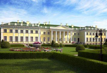 Stone Island Palace di San Pietroburgo: indirizzo, foto