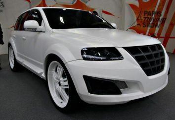 """Volkswagen Touareg"": samochody tuningowe (foto)"