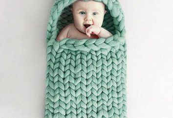Systeme, Beschreibung, Modell: Umschläge Baby, stricken zu extrahieren