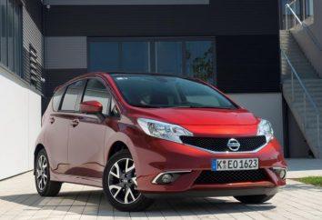 La conception et les spécifications « Nissan Nout » nouvelle génération