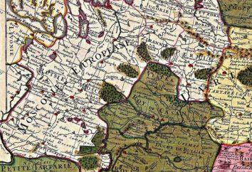 Polityka zagraniczna Rosji w 17. wieku: główne kierunki, cele, wyniki