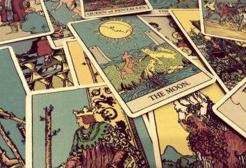 Waite Tarocchi: l'interpretazione e il valore delle carte, decomposto