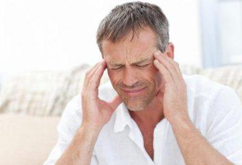 microangiopathie cérébrale – ce qu'elle est, les causes, le diagnostic et le traitement