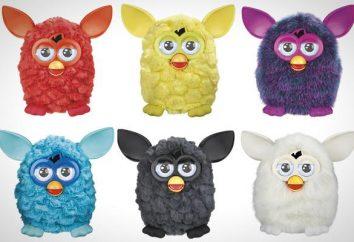 Como mudar a natureza do Furby? Quantos caracteres Furby e como alterá-las?